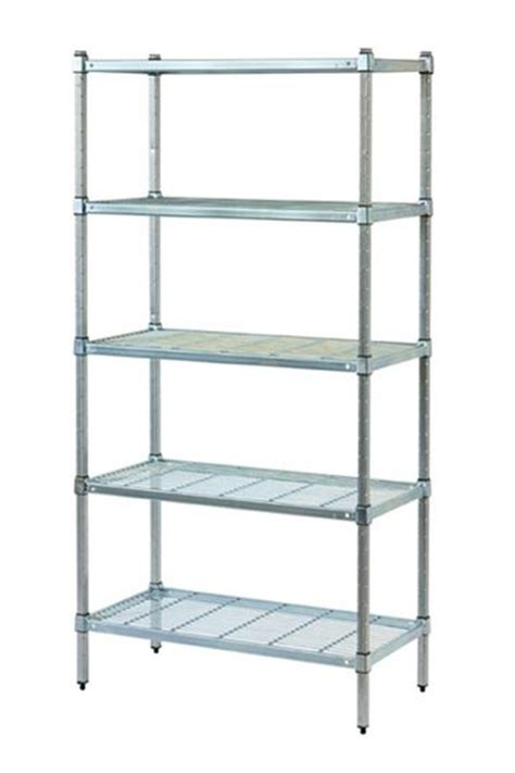 post style with wire shelving marko stainless aluminium