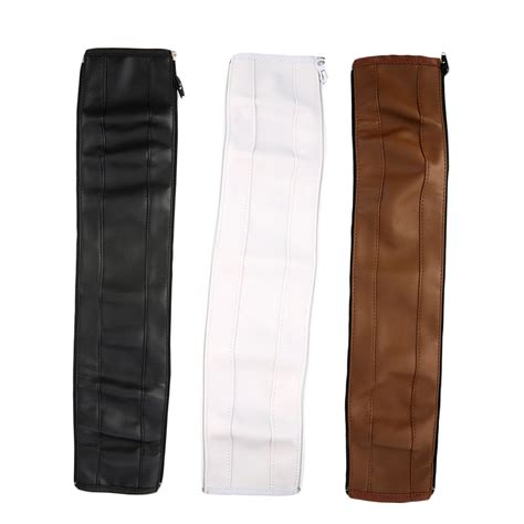 Arm Covers Baby Pram Accessories Stroller Armrest Pu Leather