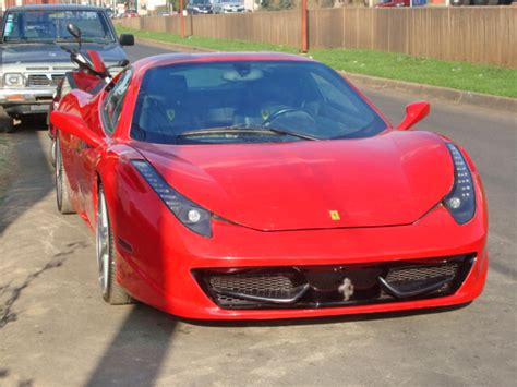 fake ferrari ferrari 458 replica made in mexico special cars replicars