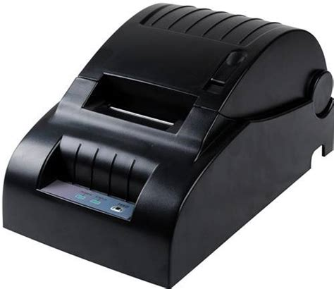Printer Struk Pos Thermal Receipt Printer 58mm Xp Nl Iiik Murah thermal pos receipt printer xp 58iii zhuhai j speed techonology co ltd