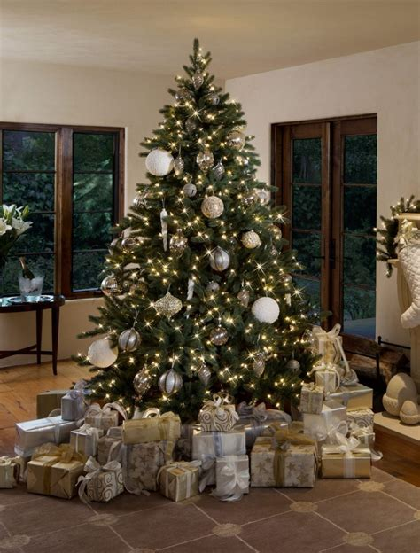 Decorating Ideas For Trees Castle Peak Pine Tree Decorating Ideas
