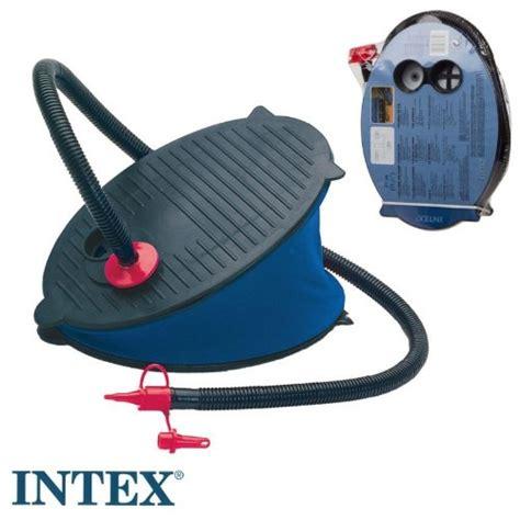 How To Deflate Intex Air Mattress by Air Mattress Foot