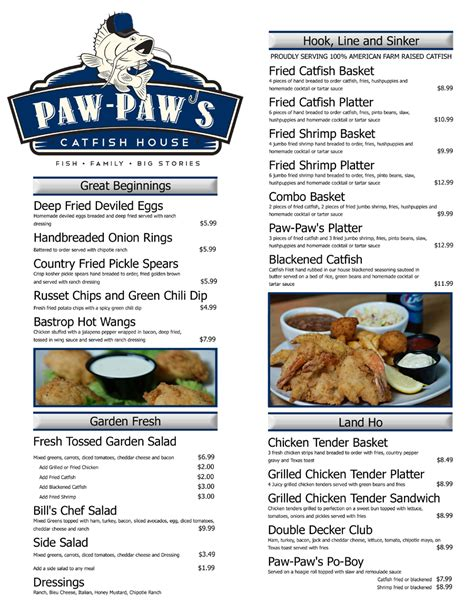 The Catfish House by Paw Paws Catfish House Bastrop