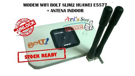 Wifi Bolt 4g Lte jual modem wifi 4g lte bolt slim2 slim 2 huawei e5577
