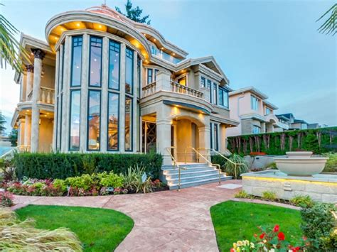 custom mansions stunning custom mansion in vancouver 15 hq photos thechive