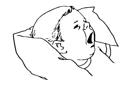 coloring page of crying baby cute and latest baby coloring pages