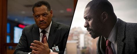 laurence fishburne and idris elba look to team up for the quot der alchimist quot laurence fishburne und idris elba in