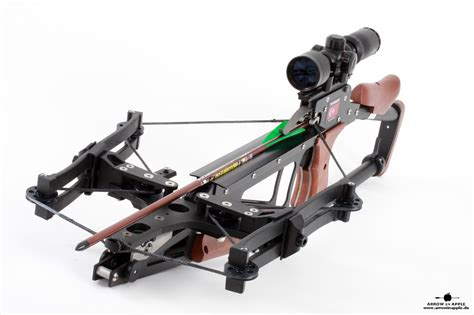 Cross Bow scm twinbow ii sixpack riser crossbow at arrow in apple
