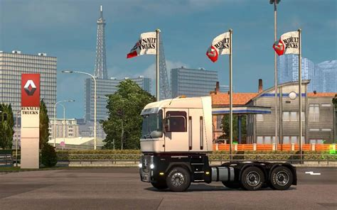 ets2 game modding net renault magnum for multiplayer ets2 mods