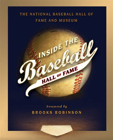 baseball picture books inside the baseball of fame book by national
