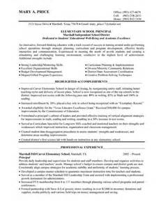 Principal Resume Samples 28 Best Images About Principal Resume On Pinterest