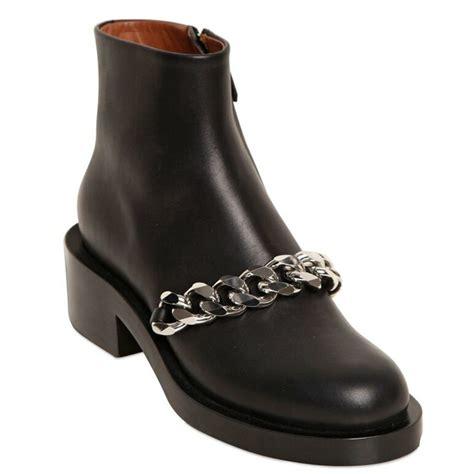unique boots new fashion shoes 2015 chains zip ankle boots unique