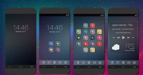 best home screen android todayshype 10 iphone android homescreens lockscreens