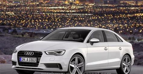 2015 Audi A3 Sedan Pricing Announced European Car Magazine 2015 Audi A3 Sedan Released With Improved Specs And Price