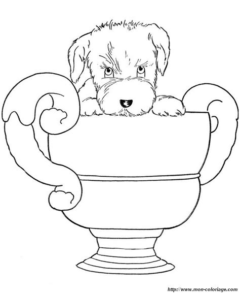 yorkie coloring pages color a puppy coloring book ausmalbilder hund bild der welpe gewinner