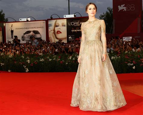 Keira Knightley At The Venice Festival by Fashion Flashback Keira Knightley Then Now