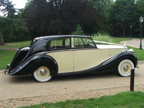 1940s rolls royce classic rolls royce wedding car rolls royce hire hatfield