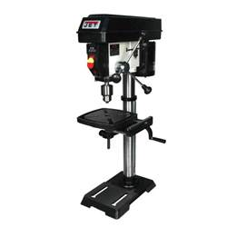 bench press 115 jet 1 3 hp 12 in benchtop drill press variable speed