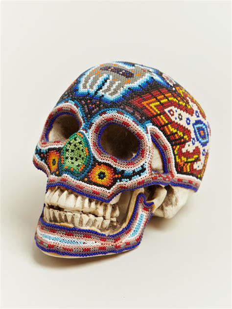 mexican beaded skulls amazing mexican beaded skulls 171 twistedsifter