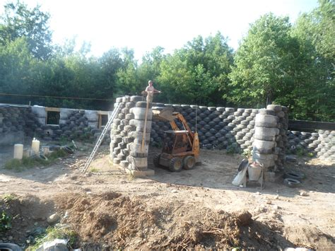 tire house cronk earthship tire house rammed earth passive solar energysage