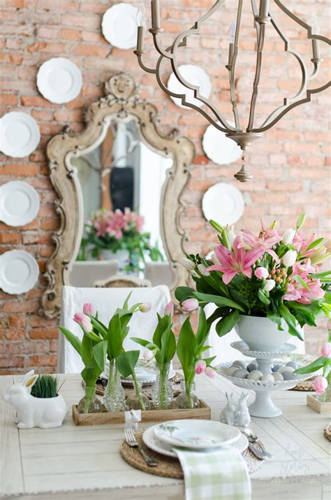 spring decor 2017 spring decorating ideas spring home tour