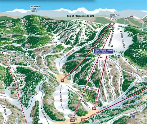 steamboat us steamboat springs colorado us ski resort review and guide