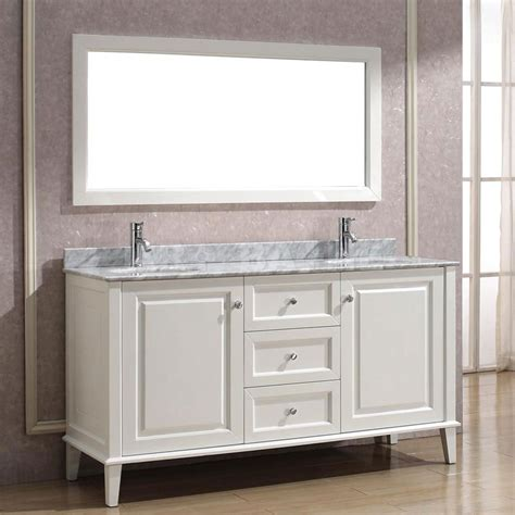 Bathroom With Two Vanities by Traditional Bathroom Vanities