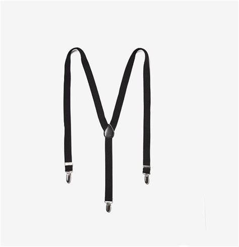 20 Best Groomsmen Attire Images On Pinterest Groomsmen Black Suspenders And Buttons Leather Suspender Template