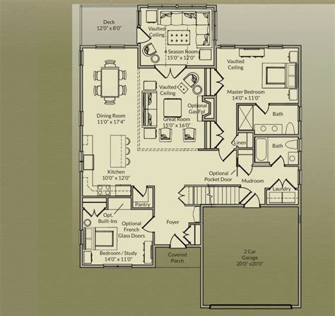 laurel floor plan laurel redbrook a destination in plymouth ma