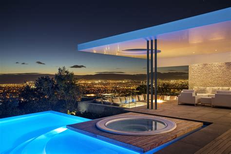 glass and concrete house concrete and glass house modern city villa by arrcc