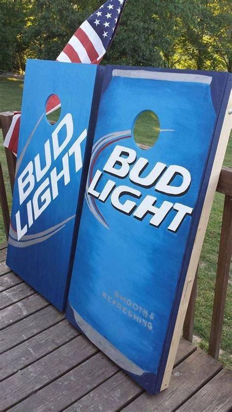Bud Light Board Set Bean Bag Toss By