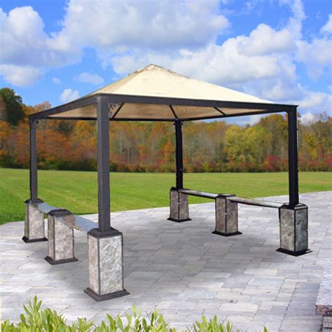 Patio Gazebo Costco Gazebo Canopy Costco Outdoor Furniture Design And Ideas