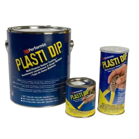 Liquid Rubber Tough Dip by Plasti Dip Colours Spray Aerosol Plastidip