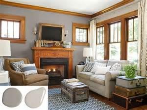 Living Room Color Ideas With Oak Trim Delighful Living Room Colors With Oak Trim Decorating