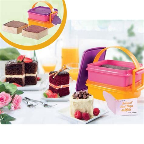 Promo Tupperware Cake Taker Special Price Promo tupperware raya cake set no cakes t end 8 2 2018 11 17 am