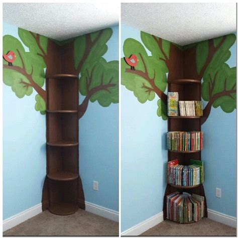 Tree Shelf Diy by 25 Best Ideas About Tree Bookshelf On Tree