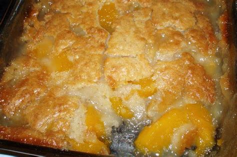 easy cobbler recipe with cake mix cobbler recipe with yellow cake mix