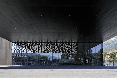 Buero Uebele by Signage Wayfinding Innsbruck Exhibition Centre Signage