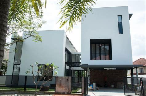 modern home design malaysia modern minimalist home in kota damansara by core design
