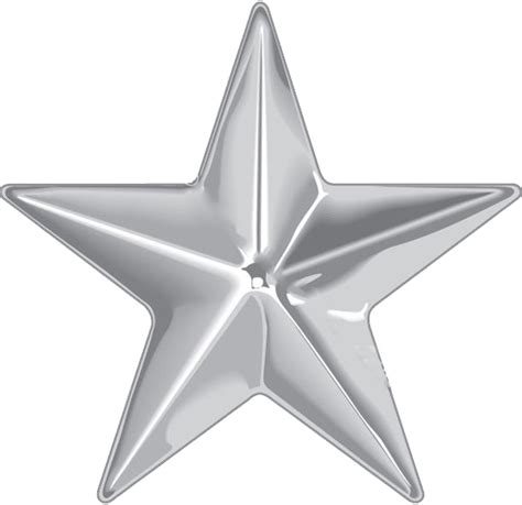 silver stars silver star transparent pictures to pin on pinterest