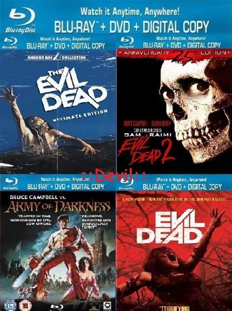 evil dead film in tamil bdrip evil dead quadrilogy tamil 1981 1987 1992 2013