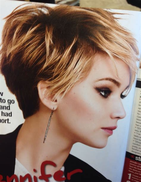 regise salon pixie hair styles jennifer laurence hair this is the picture i should have