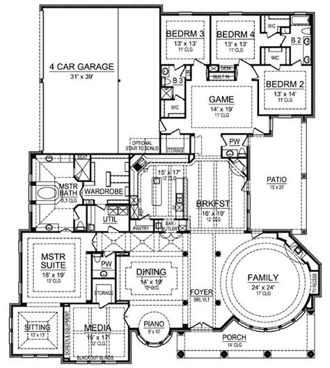 ultra luxury mansion house plans 270 best images about floor plan on pinterest luxury