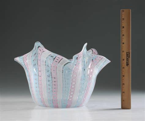 Handkerchief Vase Burchard Galleries Sunday January 29 2017 Lot 1453