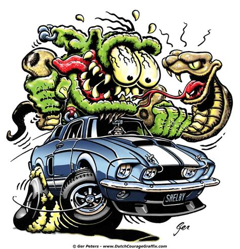Fyi Ford Mustangsteve S Ford Mustang Forum Rat Rod Coloring In