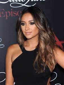 light brown hairstyles on black light brown ombre highlights with platinum tips the