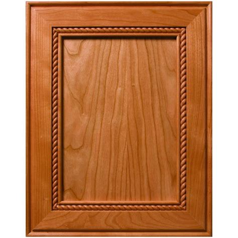custom minden inlaid rope decorative flat panel cabinet
