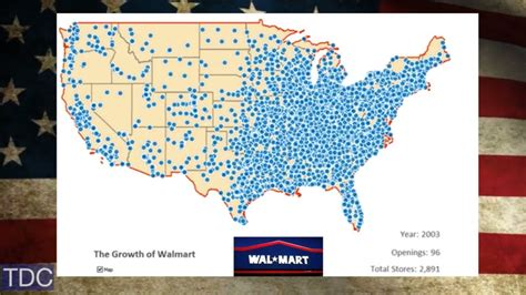 Of Walmart Search By State The United States Of Walmart