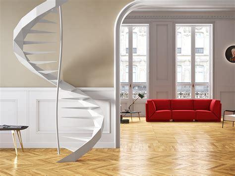 corrimano per scale a chiocciola scale fontanot scale da interni scale prefabbricate