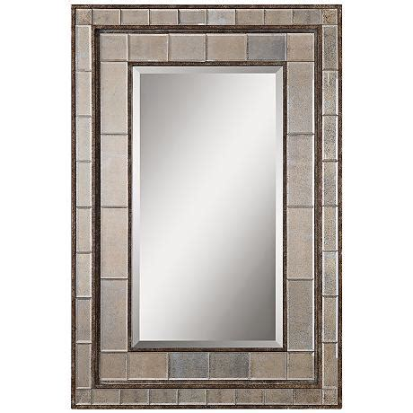 uttermost almont 50 quot high wall or floor mirror w2338